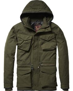 Army Jacket  - Scotch & Soda