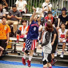 OPEN女子セミファイナル✨#BIGUP#basketball #3x3#jba3x3#女子バスケ#女バス