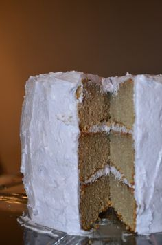Paleo Earl Grey Birthday Cake. A Pain In My Sawdust: April 2013