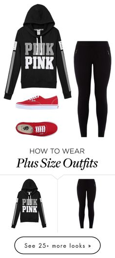 """""""Untitled #153"""" by amberr-michellee on Polyvore featuring Vans"""