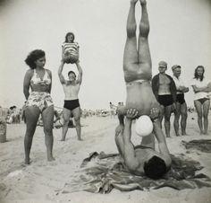 Sid Grossman - Coney Island, c.1947