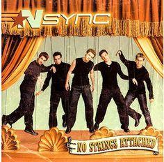 CD No Strings Attached by *NSYNC (CD, Mar-2000, Jive (USA))