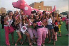 Victorias Secret Pink Party