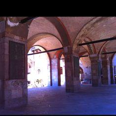 Il Palazzo della Ragione - Portici