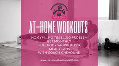 #CoachChevonne #ChevonnesHealingHealth