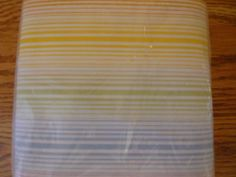 Bon-Bon-Stripe-Perma-Prest-Muslin-Sheet-Full-size-Flat-Sheet