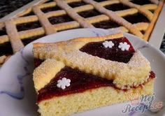 Bredele with hazelnut and candied cherries - HQ Recipes Cherry Candy, Oreo Cupcakes, Sweet Cakes, Christmas Baking, Quick Easy Meals, Biscotti, Baking Recipes, Cheesecake, Food And Drink