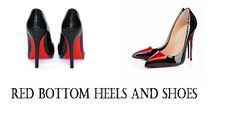 Which one you favorite? #Red Bottom Shoes or #Red Bottom Heels