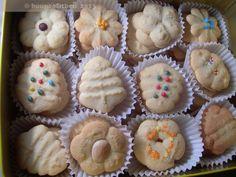 Ya hace mucho tiempo que tengo la máquina (pistola) para hacer galletas, pero la he utilizado poco porque no me gustaba el tipo de masa, per...