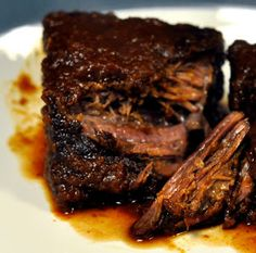 Rib Roast Braised in Wine Recipe