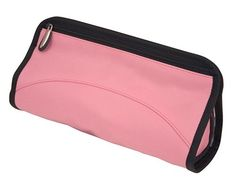 Pink Travelon Jewelry and Cosmetic Clutch Case with Removable Center Pouch Travelon. $28.79