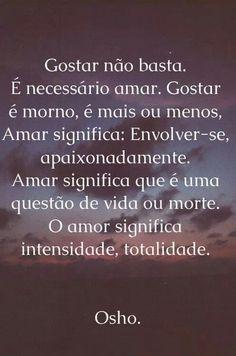 #Amar #Gostar