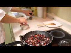 ▶ Tacos de flor de jamaica - YouTube