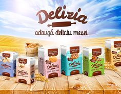 """Check out new work on my @Behance portfolio: """"Delizia Packaging"""" http://be.net/gallery/49651417/Delizia-Packaging"""