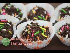 Resep Kue Kering Cokelat Tanpa Oven - Resep Borneo