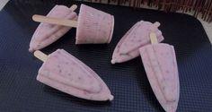 Παγωτό Πίνα-Κολάντα σε ξυλάκι