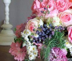 Bouquet du jour - oo la la!  myfrenchcountryhome.com