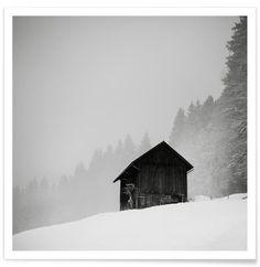 Das Geheimnis Der Lichtung - Håggard Photography | Ronny Behnert - Premium Poster