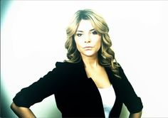 Grace Helbig! love her vlog. check her out at mydamnchannel.com