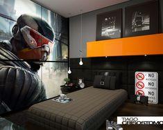 Tiago Crisostomo: Dormitório Jovem