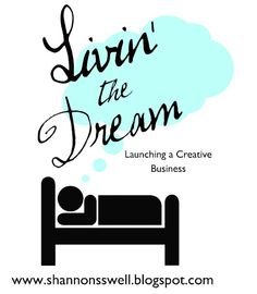 awesome advice for launching your own creative business (a week long series) - love it!