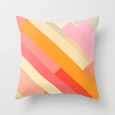 color+story+-+sprinkles+Throw+Pillow+by+Amanda+Millner+McAdoo+-+$20.00