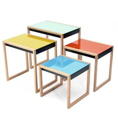 josef albers stool - Google Search