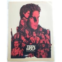 SDCC 2017 EXCLUSIVE Teen Wolf Poster 18 x 24         * Read more reviews of the product by visiting the link on the image. (This is an affiliate link) #EntertainmentCollectibles