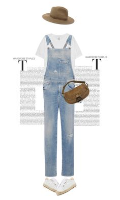 Basic White T-Shirt' by dianefantasy on Polyvore featuring polyvore, fashion, style, Zoe Karssen, The Seafarer, Soludos, Christian Dior, Chico's, clothing, WardrobeStaple and polyvoreeditorial