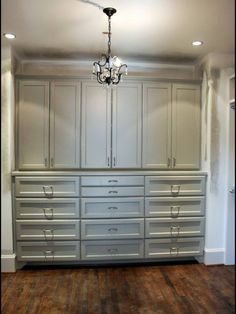Find This Pin And More On Remodel Closet Master Bedroom Built In Cabinets Shelving