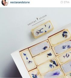 Exclusive designer tarts by the incredibly talented nectar and stone from Melbourne Australia