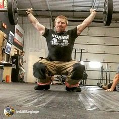 TRAIN HARD DO WORK   #Repost @jerkitlikeginge Post #crossfitopen 16.2 shenanigans. Rocking my new @savage_barbell swag! #555fitness #firefighterfitness #firefighter #shenanigans#instarepost20 __________________________________________  Want to be featured? Show us how you train hard and do work   Use #555fitness in your post and tag your friends for fun! ____________________________________________ 555 Fitness is a Firefighter driven and operated non-profit organization. Our goal is to…