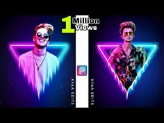 picsart tutorial - YouTube Portrait Background, Best Photo Background, Love Background Images, Editing Background, Paper Background, Editing Pictures, Photo Editing, Broken Heart Drawings, Boy Photography Poses