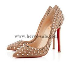 Christian Louboutin Pigalle Spikes 120mm Pumpen