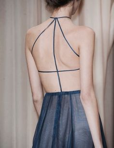 strappy blue gown #wedding #weddingguest #whattowear