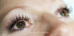 Wimpernextensions - Eyelashes