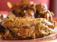 S. H. Fernando Jr.'S Sri Lankan Chicken Curry