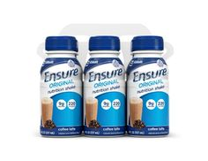 Ensure Original Nutrition Shake Coffee Latte 8Ounce Bottle 6 Count Pack of 4 >>> To view further for this item, visit the image link.
