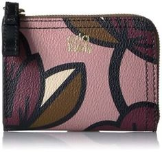 Orla Kiely Passion Flower Textured Vinyl Small Zip Purse Wallet | eBay Flower Texture, Orla Kiely, Passion Flower, Purse Wallet, Women's Accessories, Zip Around Wallet, Purses, Stuff To Buy, Bags