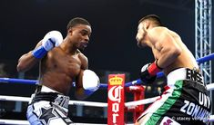 Errol Spence Jr. shows off star qualities in one-round vanquish of Carlos Ocampo - The Ring