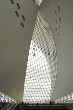 China Maritime Museum. Lingang New City, China. gmp - von Gerkan, Marg and Partners Architects.