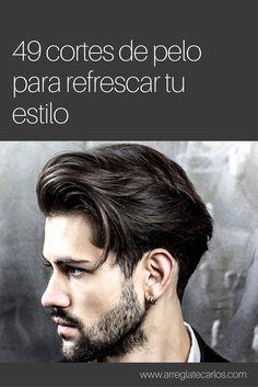 Cortes para dejarse el pelo largo hombres