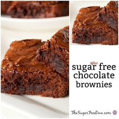 This is The Best Sugar Free Chocolate Chip Cookie recipe that we could find. Options are also given for vegan, low carbohydrate/keto, and gluten free. Sugar Free Deserts, Sugar Free Chocolate Cake, Sugar Free Brownies, Sugar Free Recipes, Chocolate Brownies, Keto Brownies, Sugar Free Rice, Sugar Free Oatmeal, Sugar Free Baking