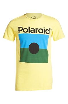 Altru 'Polaroid™' Logo Print Tee available at #Nordstrom