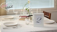 Table decorations | Blush loves Black blog on haat.fi Blush, Wedding Blog, Place Cards, Place Card Holders, Table Decorations, Rouge, Blushes, Dinner Table Decorations