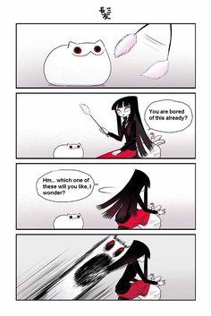 Creepy Cat Chapter 35: 35 - 49 page 7 - MangaWK.com
