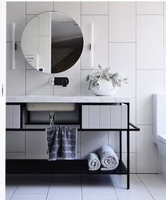 Love seeing something new and different and oh so beautiful ❤️ Bathroom from @architectseat