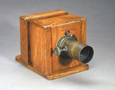 Brady Studio sliding box camera