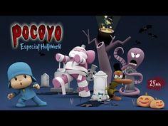 Pocoyo Halloween: Pelis de terror para niños ¡25 minutos de diversión! - YouTube