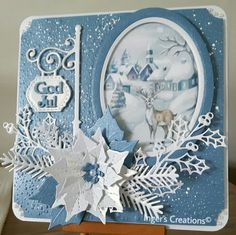 Christmas Cards 2018, Create Christmas Cards, Stamped Christmas Cards, Christmas Card Crafts, Merry Christmas Card, Xmas Cards, Handmade Christmas, Poinsettia Cards, 3d Cards